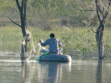 Dungarpur Fisherman